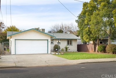 Oroville Single Family Home For Sale: 11 Highlands Boulevard