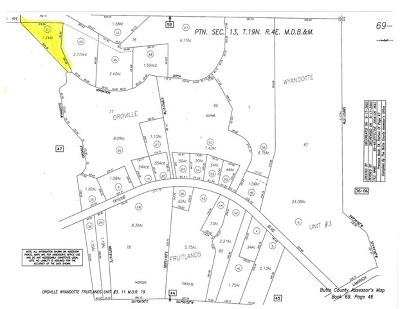 Oroville Residential Lots & Land For Sale: Apica Avenue