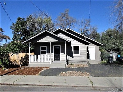Oroville Single Family Home For Sale: 1500 Safford