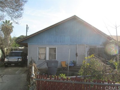 Oroville Single Family Home For Sale: 2255 C Street