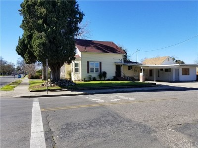 Oroville Single Family Home For Sale: 878 Montgomery Street