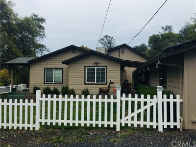 Oroville Single Family Home For Sale: 134 Edgewood Drive