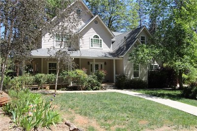 Paradise Single Family Home For Sale: 1327 Brill Road