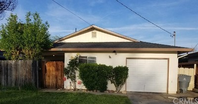 Oroville Single Family Home For Sale: 5321 Walmer Road