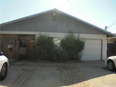 Oroville Single Family Home For Sale: 5305 Walmer Road