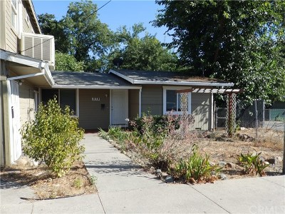 Oroville CA Single Family Home For Sale: $211,000