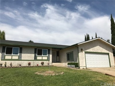 Oroville Single Family Home For Sale: 3 Chames Court