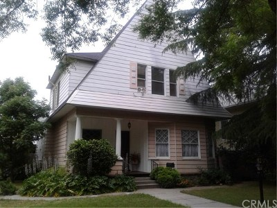 Oroville Single Family Home For Sale: 1126 Montgomery Street