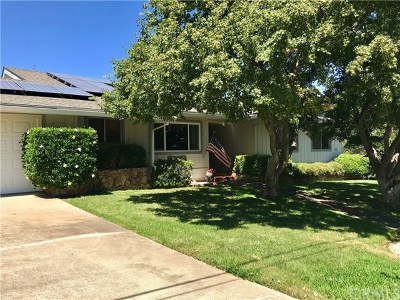 Oroville Single Family Home For Sale: 12 Orchard Hill Drive
