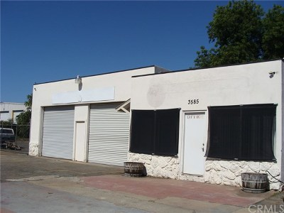 Oroville Commercial For Sale: 3585 Myers Street
