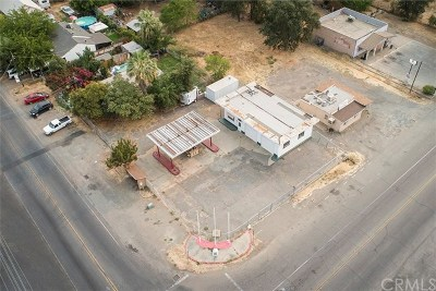 Oroville Commercial For Sale: 7365 Lincoln Boulevard