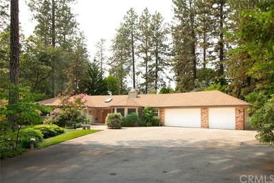 Paradise Single Family Home For Sale: 5977 Sylvan Court