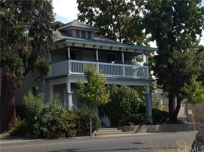Oroville Single Family Home For Sale: 1999 Myers Street