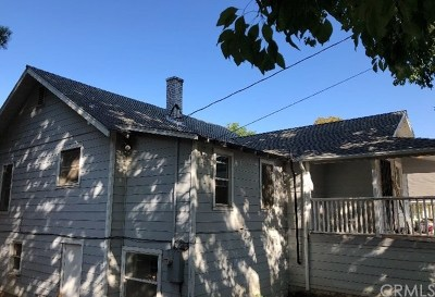 Oroville Single Family Home For Sale: 1900 Gray Street