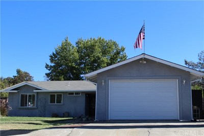 Oroville Single Family Home For Sale: 70 Shadow Oak Court