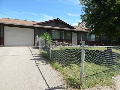 Oroville Single Family Home For Sale: 5297 Margo Lane