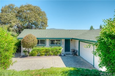 Oroville Single Family Home For Sale: 6288 Woodman Drive