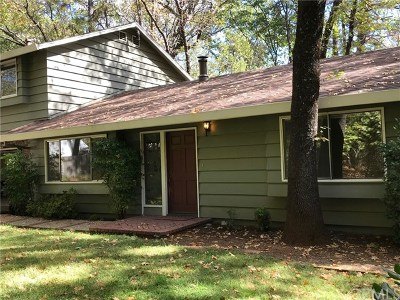 Paradise Single Family Home For Sale: 5212 Bennett Road