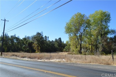 Oroville Residential Lots & Land For Sale: Lower Wyandotte