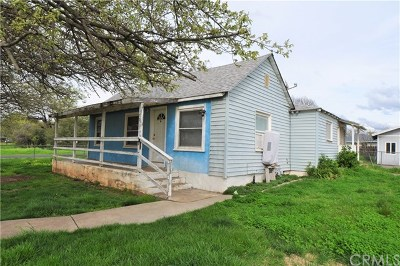 Oroville CA Single Family Home For Sale: $220,000
