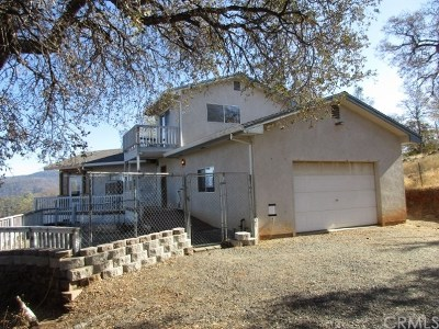 Oroville Single Family Home For Sale: 75 Summer View Drive