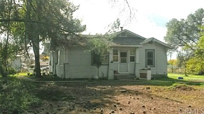 Oroville CA Single Family Home For Sale: $224,000