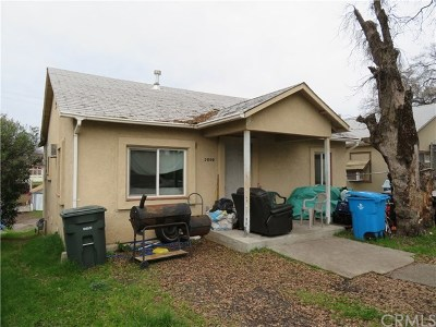 Oroville Multi Family Home For Sale: 2690 Ithaca Street