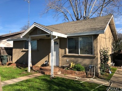 Oroville Single Family Home For Sale: 4701 Baggett Marysville Road
