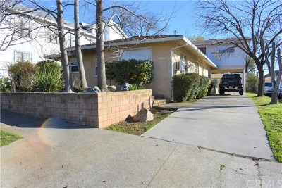 Butte County Multi Family Home For Sale: 2625 Yard Street