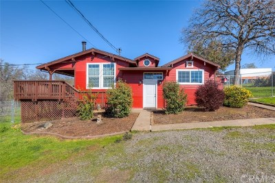 Oroville Single Family Home Active Under Contract: 3783 Hildale Avenue