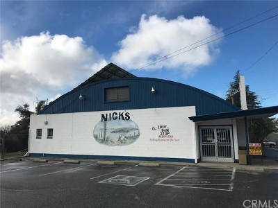 Oroville Commercial Lease For Lease: 3290 Orange Avenue