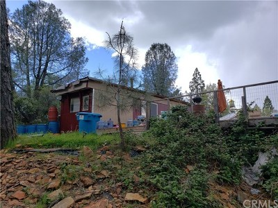 Oroville Single Family Home For Sale: 3771 Cherokee Road
