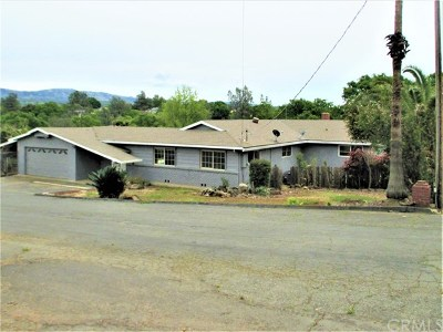 Oroville Single Family Home For Sale: 2914 Foothill Blvd.