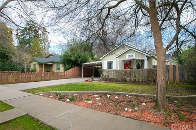 Butte County Multi Family Home For Sale: 1170 Hobart Street