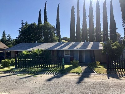 Biggs Multi Family Home For Sale: 2982 3rd Street