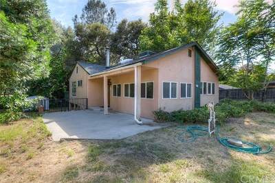 Oroville Single Family Home For Sale: 2556 Foothill Boulevard