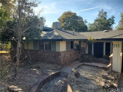 Oroville Single Family Home For Sale: 271 Canyon Highlands Drive