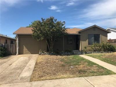 Oroville Single Family Home For Sale: 2240 Quartz Avenue