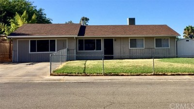 Oroville CA Single Family Home For Sale: $235,000