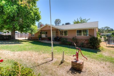 Oroville CA Single Family Home For Sale: $550,000