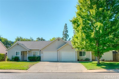 Butte County Multi Family Home For Sale: 1441 Safford Street