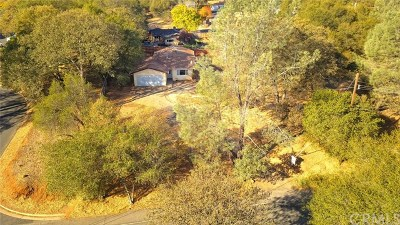 Oroville CA Single Family Home For Sale: $289,000
