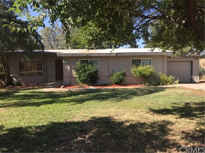 Oroville Single Family Home For Sale: 3355 Hildale Avenue
