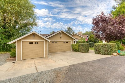 Oroville Single Family Home For Sale: 3 Wattles Way