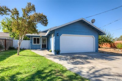 Oroville Single Family Home For Sale: 721 Colusa Avenue