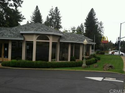 Butte County Commercial For Sale: 6200 Clark Road