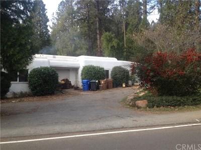 Paradise Single Family Home For Sale: 6467 Pentz Road