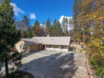 Paradise Single Family Home For Sale: 1479 Jones Lane