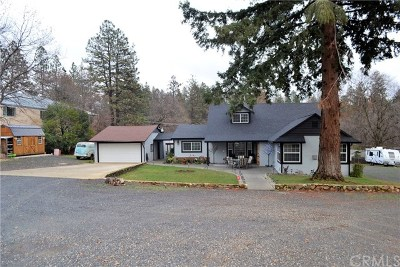 Paradise Single Family Home For Sale: 5836 Clark Road