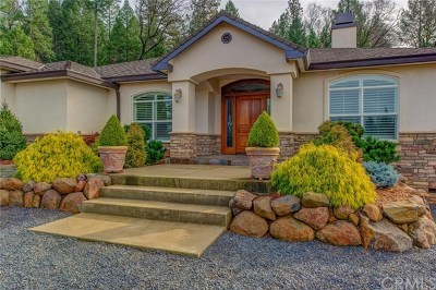 Paradise Single Family Home For Sale: 1495 Lofty View Drive